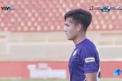 Bùi Hoàng Việt Anh xứng đáng thay thế Duy Mạnh ở Hà Nội FC?