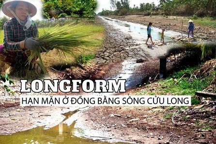 Longform: Khát nước giữa bốn bề sông nước