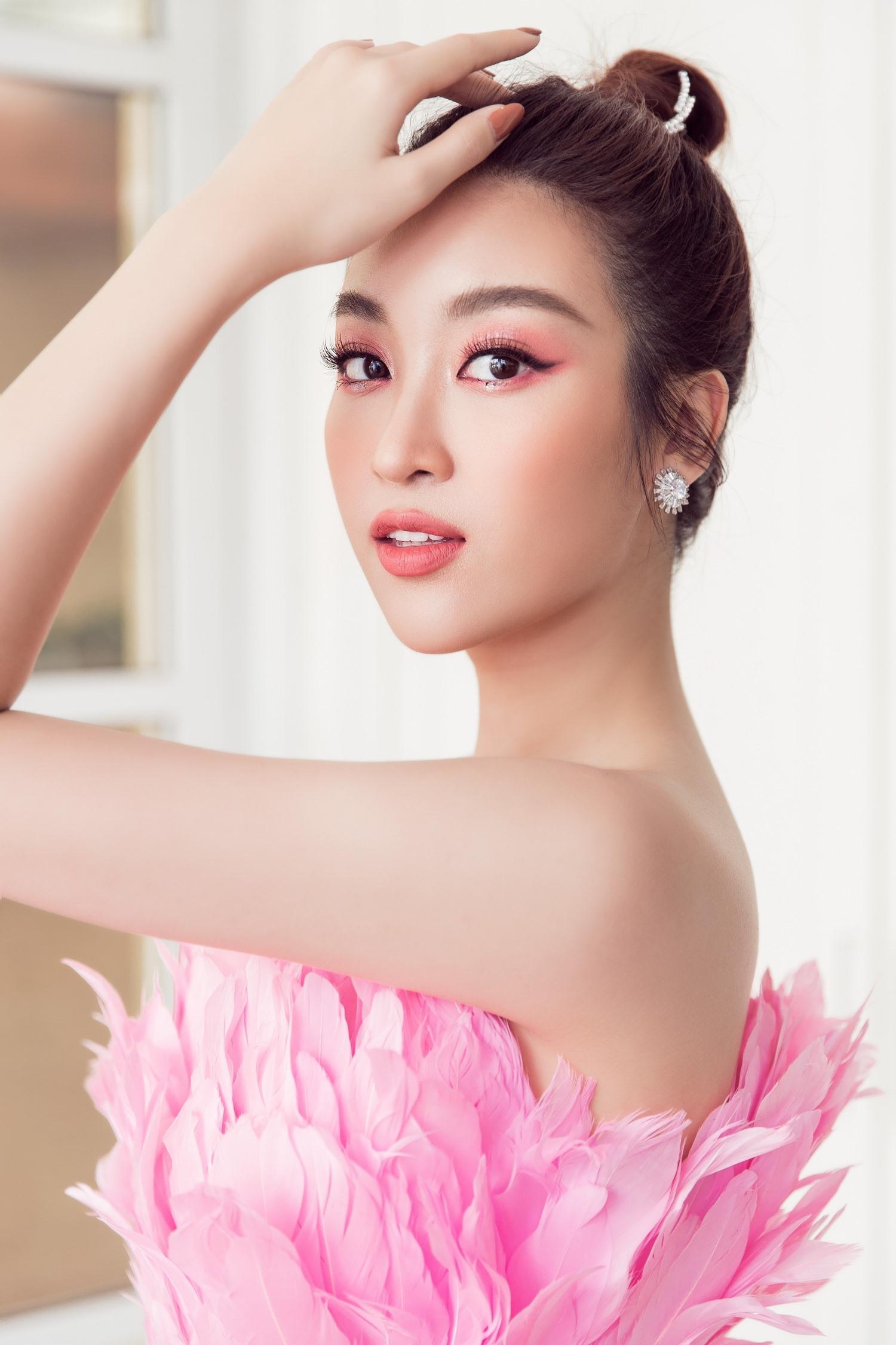 Bikini hoa hậu Đỗ Mỹ Linh