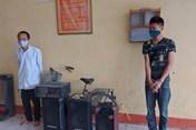 Thái Bình: Bắt băng nhóm chuyên trộm cắp hòm công đức các cơ sở thờ tự