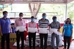 An Giang: Gần 800 công nhân lao động được giảm tiền thuê trọ