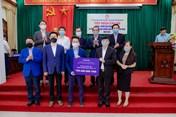 Nhân viên Samsung Việt Nam tiếp tục ủng hộ phòng chống COVID-19