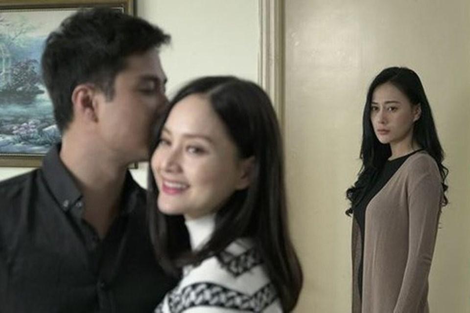 """Dàn """"tiểu tam"""" nổi như cồn trong phim Việt"""