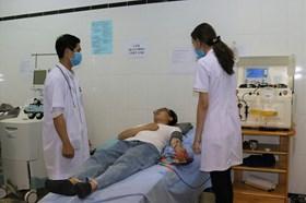 Tây Nguyên lại thiếu hụt máu dự trữ, vận động người nhà bệnh nhân hỗ trợ