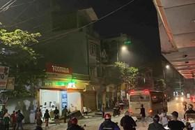 Quảng Ninh: 2 người bị thương trong vụ nổ bình gas