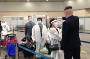 340 công dân Việt Nam đầu tiên hồi hương từ Nga