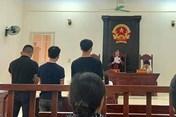 Cổ động viên Nam Định bắn pháo sáng trên sân Hàng Đẫy bị kết án 4 năm tù
