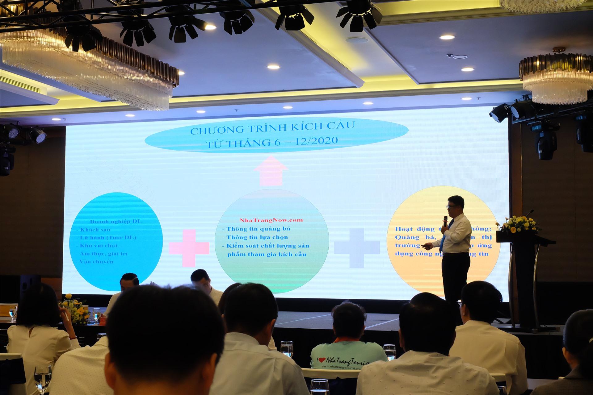Chương trình kích cầu du lịch với nhiều chuỗi sự kiện sẽ diễn ra trong thời gian tới ở Nha Trang, Khánh Hòa. Ảnh: Nhiệt Băng