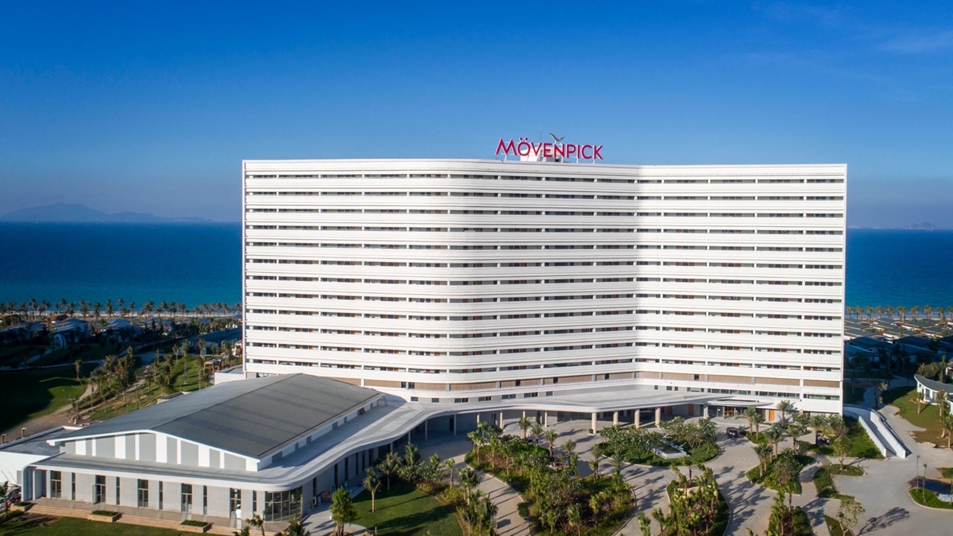 Khách sạn Movenpick.