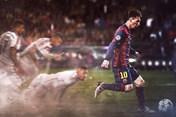 """Ảnh chế: Boateng """"đá xoáy"""" Messi; Mbappe và Real Madrid là cặp """"trời sinh"""""""