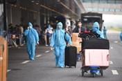 Thông tin cập nhật các chuyến bay chở công dân Việt Nam từ Mỹ về nước