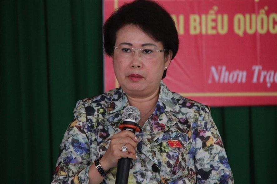 Cựu Phó Bí thư tỉnh Đồng Nai - Phan Thị Mỹ Thanh. Ảnh: Minh Châu