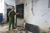 Hình ảnh hiện trường vụ cháy nhà trọ ở quận Bình Tân khiến 3 người tử vong