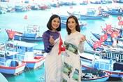 Ngắm dàn Hoa hậu, người đẹp đồng hành cùng Tiền Phong Marathon 2020