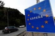 Tây Ban Nha mở lại đường biên giới với Pháp
