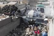 Công bố kết quả điều tra sơ bộ vụ máy bay rơi ở Pakistan