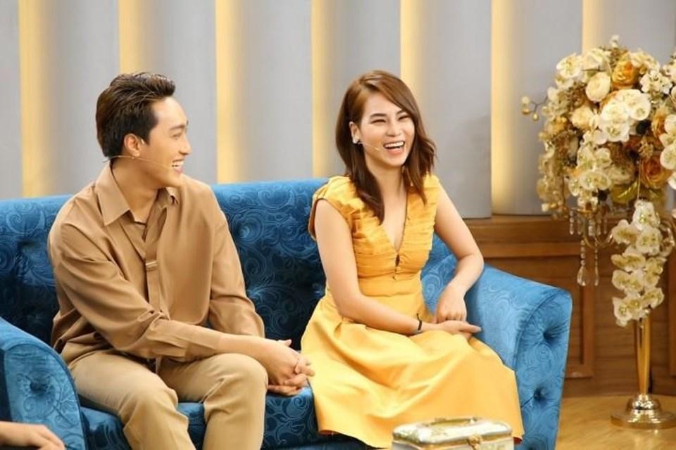 Cặp đôi là vũ công nổi tiếng trong showbiz Việt. Ảnh: CTCC