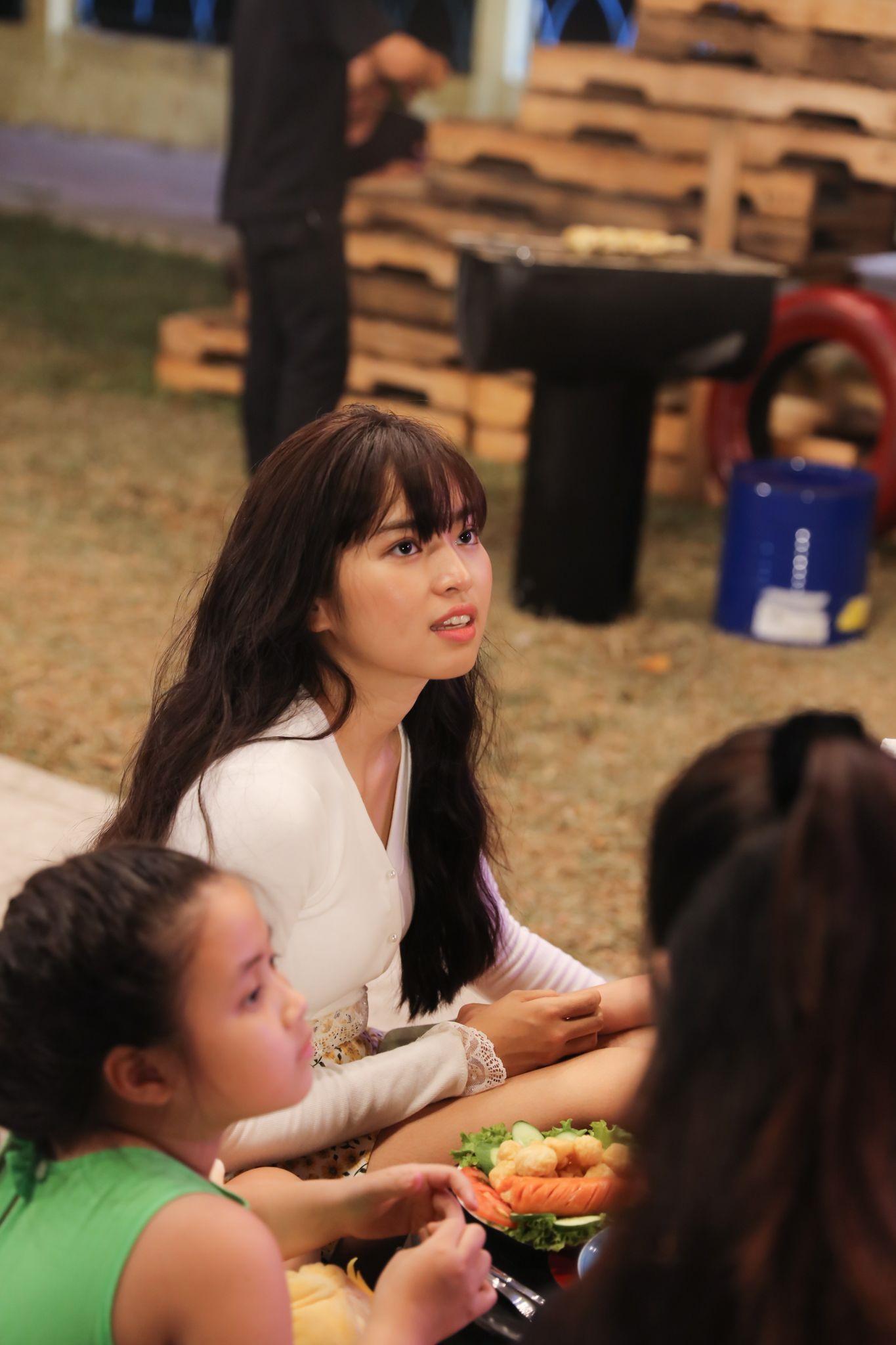 Khánh Vân của Mắc Biết cũng tham gia dự án này.