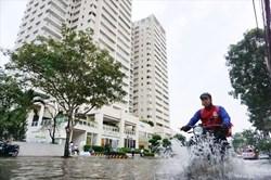 TPHCM: Đề xuất thu phí chống ngập đối với chủ đầu tư dự án nhà cao tầng