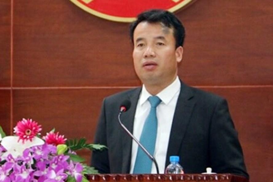 Tân Tổng Giám đốc BHXH Việt Nam Nguyễn Thế Mạnh.