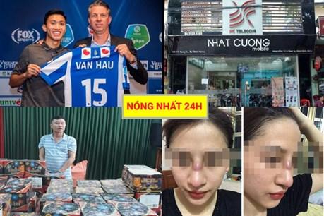 Nóng nhất 24h: Đoàn Văn Hậu chính thức trở lại thi đấu cho CLB Hà Nội