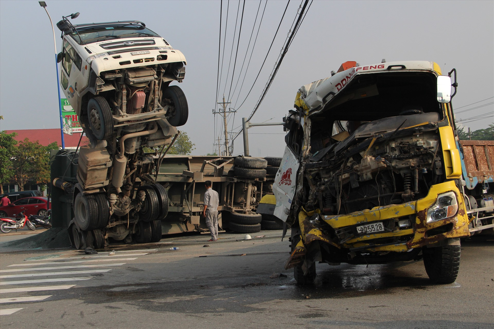 Số người chết vì tai nạn giao thông ở tỉnh này vẫn cao. Ảnh: Đình Trọng