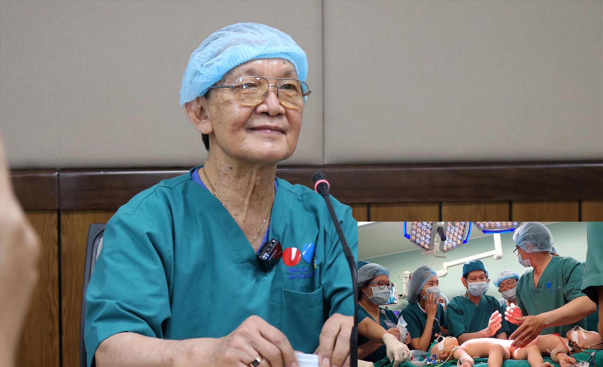 GS.BS Trần Đông A: