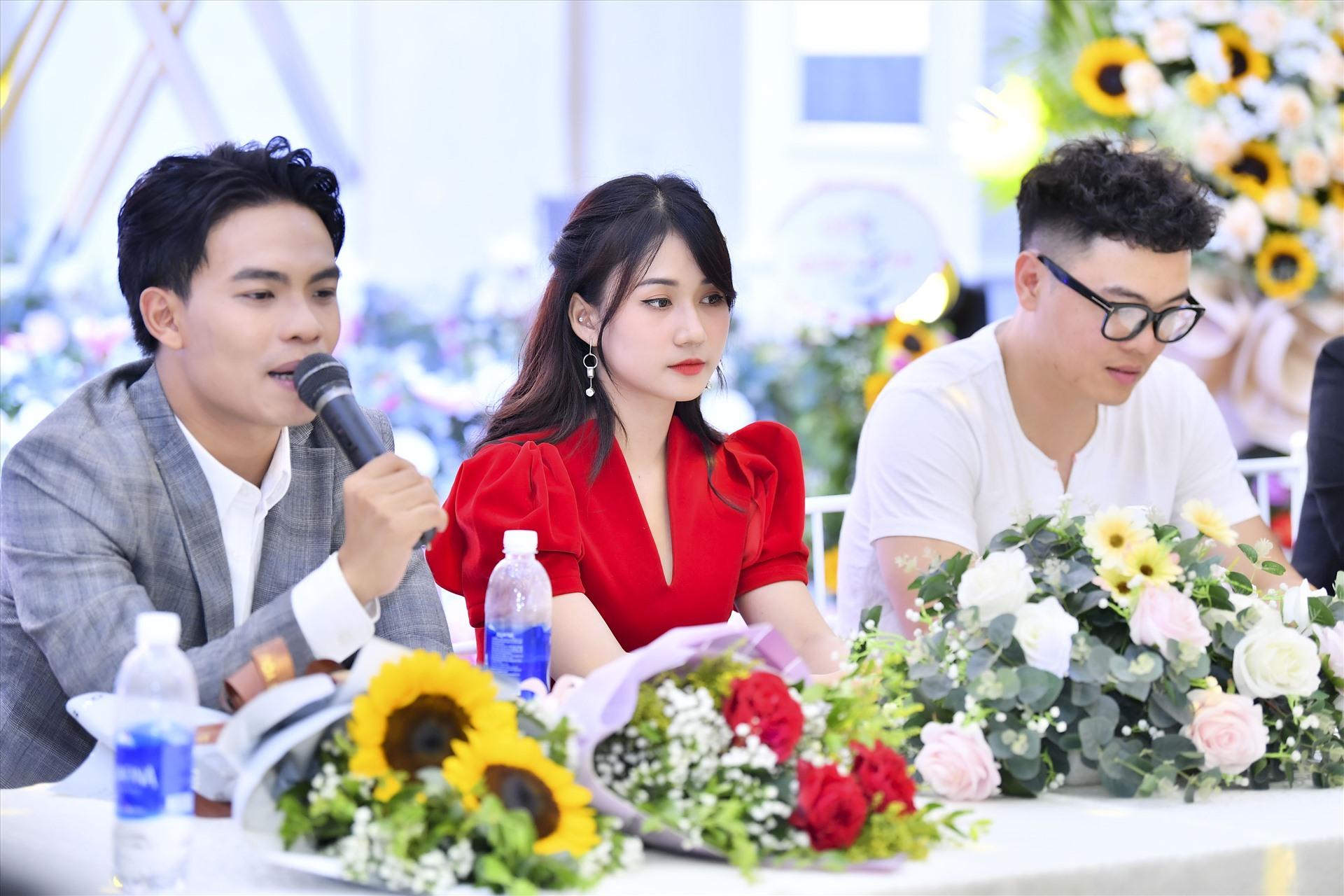 Nhạc sĩ Dương Trường Giang có những chia sẻ tâm huyết với sản phẩm âm nhạc lần này.
