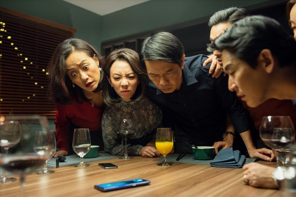 """Nữ diễn viên Thu Trang đảm nhận vai chính trong """"Tiệc trăng máu"""". Ảnh: Nhân vật cung cấp."""