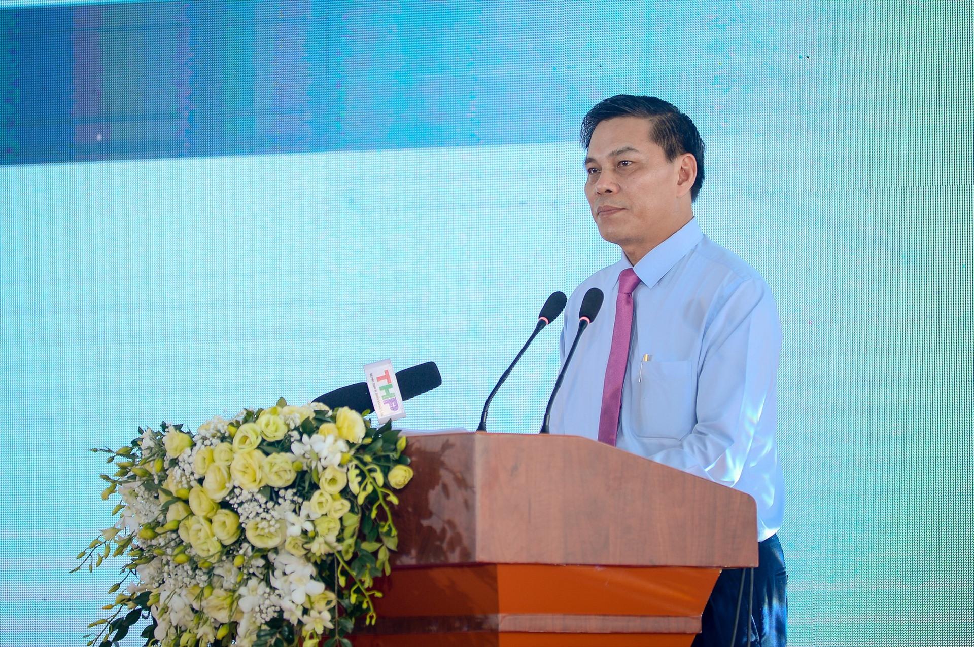 Chủ tịch UBND TP.Hải Phòng Nguyễn Văn Tùng. Ảnh PV