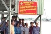 Đồng Tháp: Gắn biển công trình thi đua chào mừng 91 năm Công đoàn Việt Nam