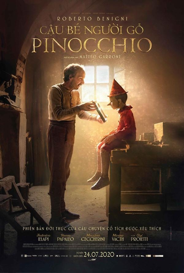 Cậu bé người gỗ Punocchio