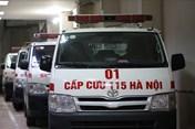 Nói thiếu xe, Trung tâm 115 Hà Nội vẫn dùng xe cấp cứu làm dịch vụ