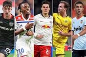 Kai Havertz và những ngôi sao Bundesliga có thể cập bến Premier League
