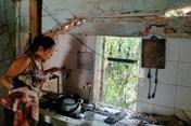 Gần 300 ngôi nhà bị hư hỏng, sụt lún do động đất ở Sơn La