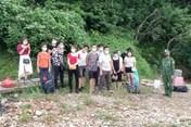 Quảng Ninh: Phát hiện thêm nhiều người nhập cảnh trái phép