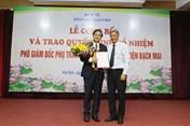 Bệnh viện Bạch Mai có tân Phó giám đốc phụ trách chuyên môn