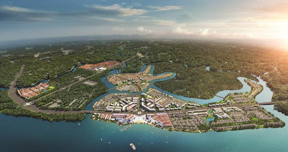 Các dự án đô thị ven sông quy mô, được quy hoạch bài bản sẽ ngày càng gia tăng giá trị.