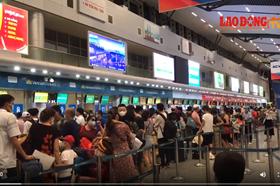 Đà Nẵng tổ chức 7 chuyến bay đưa khách mắc kẹt về Hà Nội và TP Hồ Chí Minh
