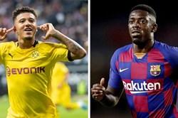 Hụt mất Sancho, Man United chuyển hướng đàm phán mua Dembele của Barca