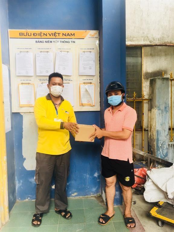 Bưu tá Nguyễn Đức Luân