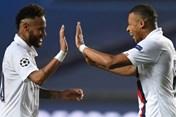 Neymar và Mbappe kiến tạo, PSG ngược dòng không tưởng trước Atalanta