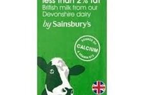 Sản phẩm sữa tiệt trùng Semi-Skimmed bị nhiễm vi sinh vật