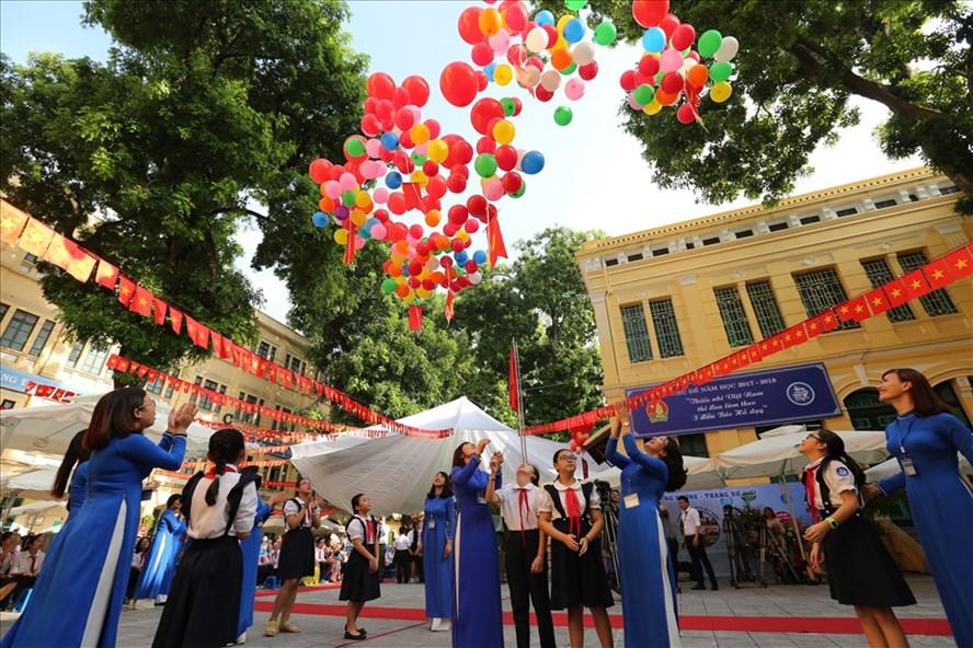 Các địa phương bắt đầu công bố lịch tựu trường, nghỉ Tết, bế giảng năm học 2020-2021. Ảnh minh hoạ: Hải Nguyễn