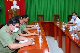Sóc Trăng: Triệu tập người đưa lên mạng danh sách người về từ Đà Nẵng