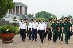 Sẽ mở cửa trở lại Lăng Chủ tịch Hồ Chí Minh từ ngày 15.8