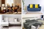 Nguyên tắc bài trí sofa khiến căn phòng vừa đẹp vừa có cảm giác thịnh vượng
