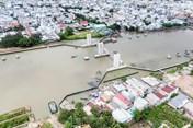 TPHCM: Dự án chống ngập 10.000 tỉ đồng nguy cơ tiếp tục trễ hẹn