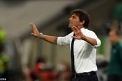 Conte lấy Man United làm gương để đề phòng Sevilla ở trận chung kết