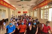 Sơn La: CĐ Viên chức tỉnh hưởng ứng, vận động đoàn viên cài Bluezone